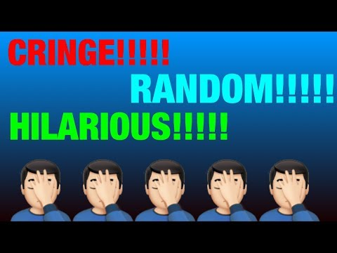 REACTING TO THE MOST RANDOM VIDEOS WITH RYAN!!!