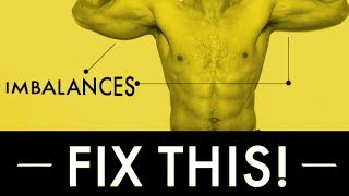 4 Causes Of Uneven Muscles And How You Can Fix Them