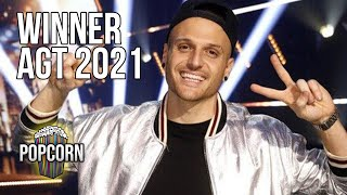 WHO WON America's Got TALENT 2021? DUSTIN TAVELLA! Watch ALL AUDITIONS!