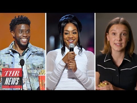 2018 MTV Movie & TV Awards: The Most Memorable Moments | THR News