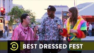 Best Dressed Fest - Celebrity Fashion Surgery - James Davis
