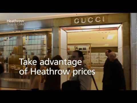 Heathrow Shop & Collect
