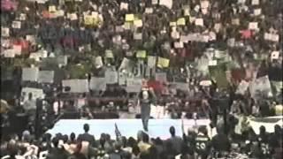Biggest Monday Night Raw Ever - Toronto, Canada (02.08.1999)
