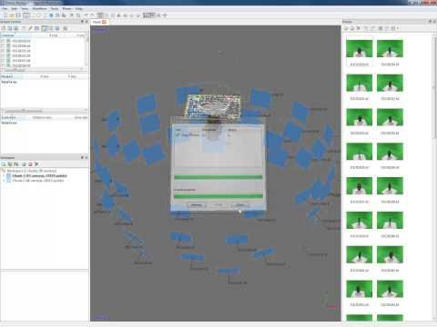 Creating Artifact Models in Agisoft Photoscan Part 1