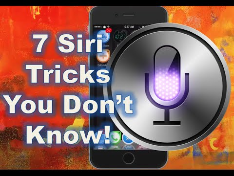 7 Siri Tricks You Didn't Know Your iPhone Could Do