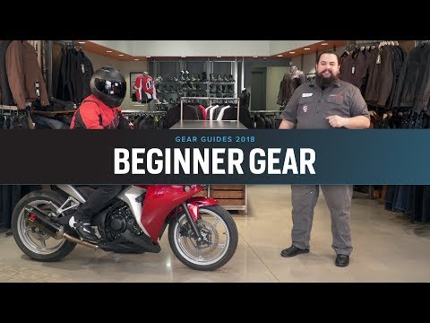 Best Beginner Motorcycle Gear 2018 at RevZilla.com