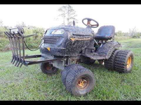 Building a Custom Bumper / Bush Guard for the Dually Dually.