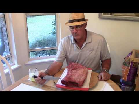 Cut Your Own NY Strip Steaks