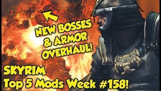 Skyrim Top 5 Mods of the Week #158 (Xbox One Mods)