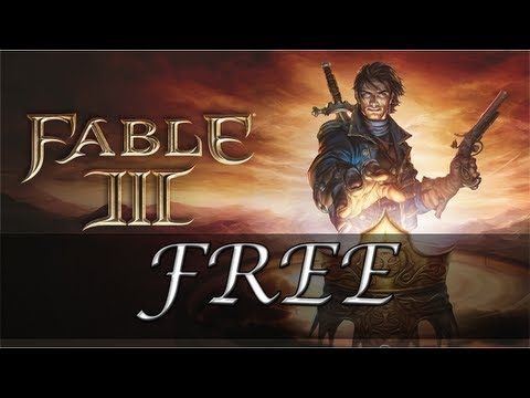Xbox Live: FABLE 3 FREE ON XBOX LIVE! - FREE XBOX LIVE GAME TUTORIAL!!