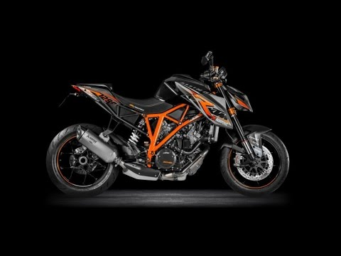 KTM 1290 SUPERDUKE DYNO RUN