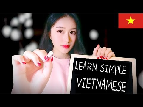 *ASMR* Learn Vietnamese While You Sleep (VIET ACCENT SLOW SOFT SPOKEN)