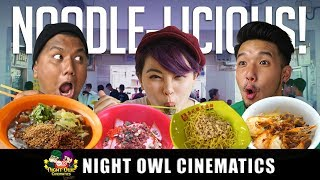 FOOD KING: NOODLE-LICIOUS