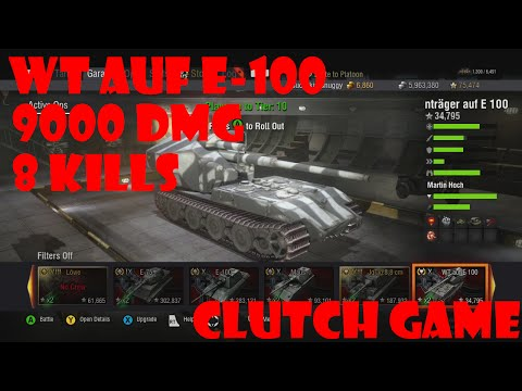 World Of Tanks Xbox 360 WT auf E-100 (#2)