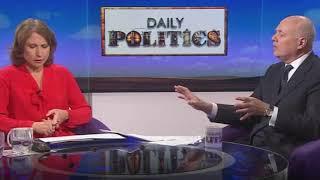 Top Brexiter defends £50 Billion Brexit Bill
