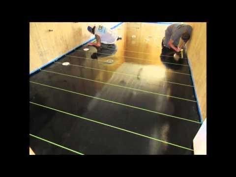 How To Install Epoxy Tile In Columbus Ohio For Concrete Flooring Contractors