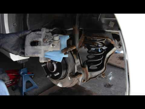 How To Replace Rear Brakes 2012 Mazda 3 In Depth Guide