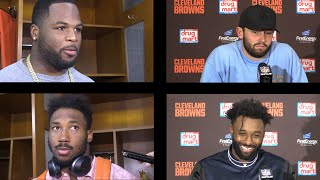 Voices from Browns locker room: 'We ain't no joke'