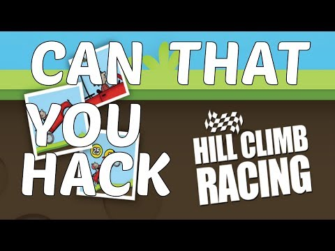 Can You Hack That?-Hill Climber