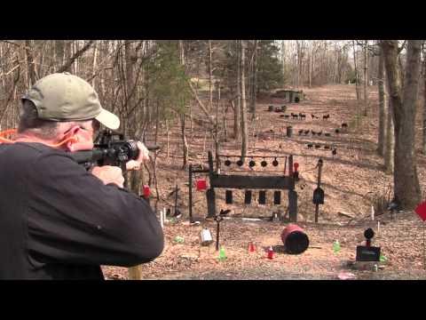 Home Defense:  Double Barrel Shotgun vs AR15