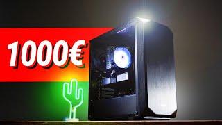1000€ GAMING PC mit RTX 3070!! - Test & Zusammenbauen 2020 / 2021