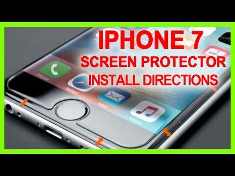 iPhone 7 Glass Screen Protector Installation Guide | DirectFix
