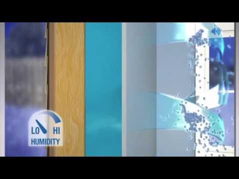 CertainTeed's MemBrain™ Continuous Air Barrier & Smart Vapor Retarder