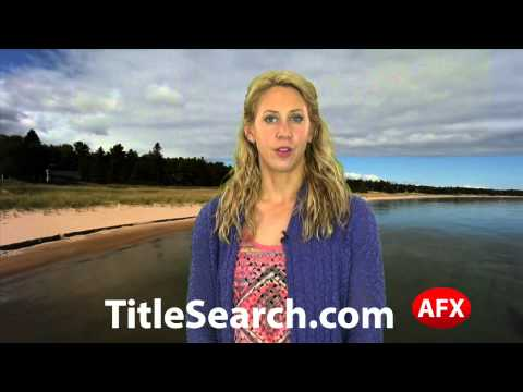Property title records in Gratiot County Michigan   AFX
