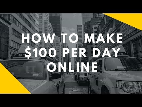 How To Make 100 per Day Online and Get Paid Via Paypal | Hack 101