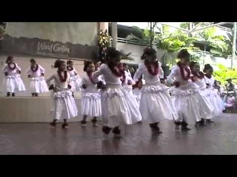 Christmas Island Hula - Halau Hula 'o Hokulani