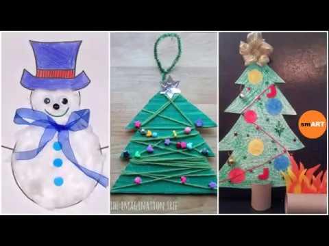 Handmade Christmas Ornaments - Outdoor Tree Ornaments