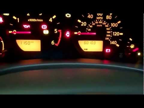 How to fault find an ABS fault on a Nissan Navara D40 pickup