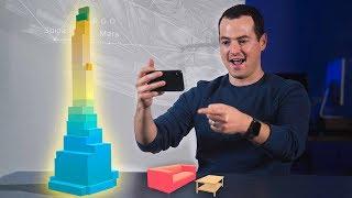 Best iOS AR Apps & Games