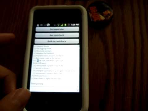 How to Root the LG Optimus Elite