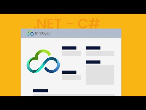 How to Build a .NET - C# JSON-RPC Web API in Visual Studio with Thriftly.io