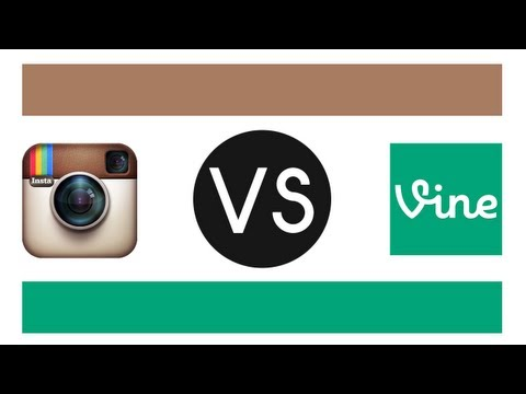 5 Reasons Why Instagram Is Better Than Vine