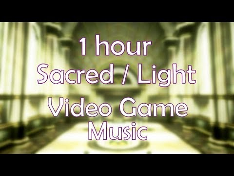 1 Hour of Sacred / Divine Themed Video Game Music (1)