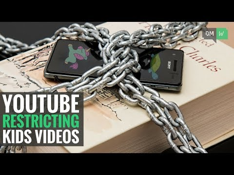 YouTube Is Cracking Down On Videos Targeting Kids - DMW #55