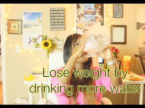 Lose Weight by Drinking More Water