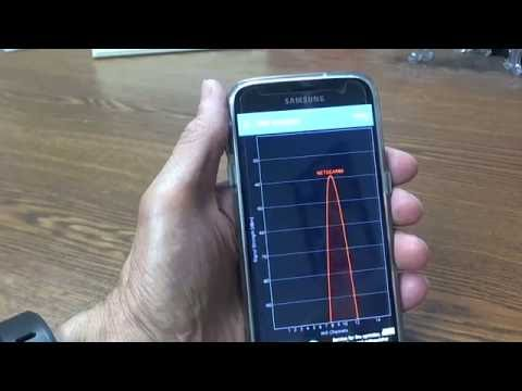 1 - Checking Your Wi-Fi Signal Strength (Android)