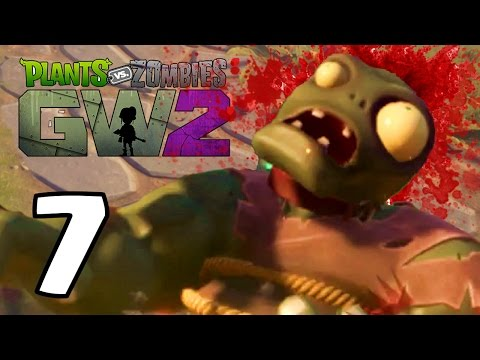 Plants Vs Zombies: Garden Warfare 2 Part 7 - ZOMBIE BOSS TORTURED! INSANE BOSS BATTLES!