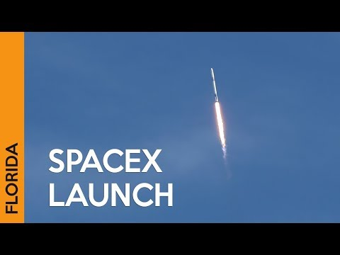 SpaceX launch vlog: our road trip crossing Florida for this - AMAZING