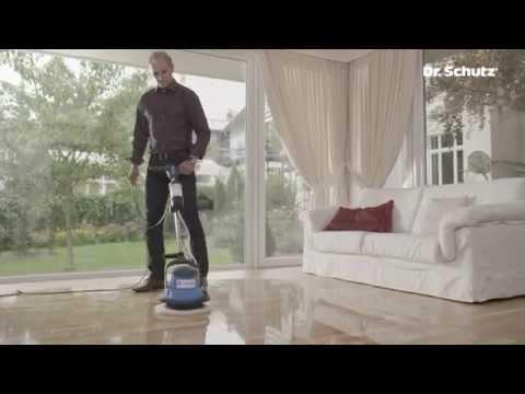 Intensive wood and cork floor cleaning with Dr. Schutz Wood Floor Deep Clean