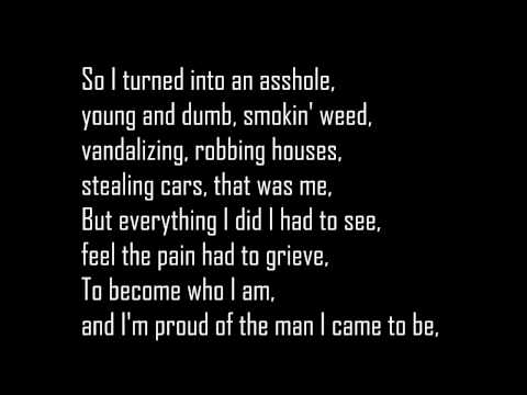 Yelawolf - The Last Song (Lyrics HD)