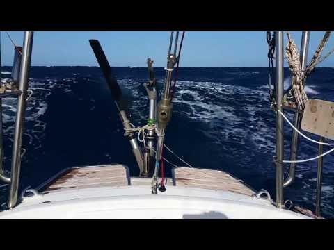Travesia Ibiza - Alicante. Sailing Mediterranean