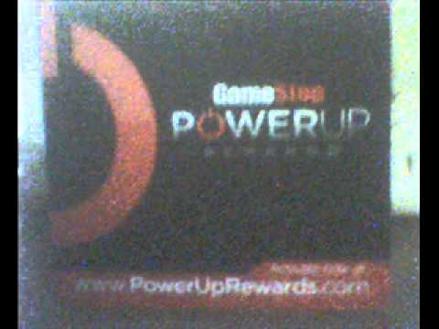 Gamestop Power Up rewards card REVIEW