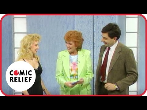 Mr Bean does 'Blind Date' | Comic Relief