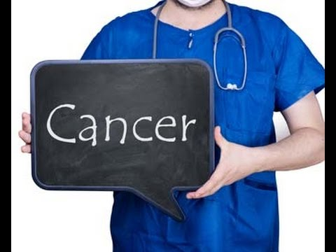 What are early sign and symptoms of cancer in men and women