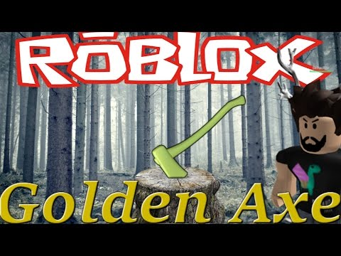 How to get the Golden Axe : Lumber Tycoon 2 [ RoBlox ] \\\DEBUNKED