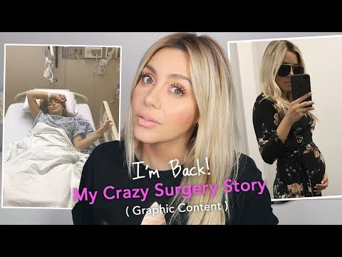 My Crazy Fibroid Surgery Story (Graphic Content)